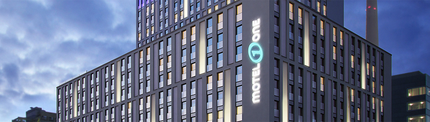 Motel One | Berlin Alexanderplatz | Flagship-Hotel